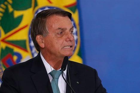Bolsonaro nadando em dinheiro em 2022