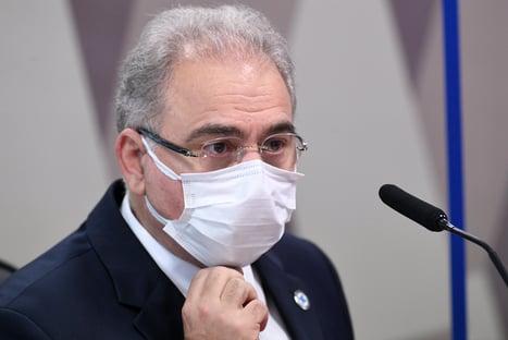 Queiroga confirma que vacinas da Janssen chegarão perto do prazo de validade