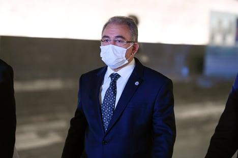 Queiroga muda versão e diz que Planalto não vetou nomeação de Luana Araújo