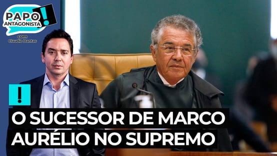 O sucessor de Marco Aurélio no Supremo