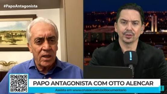 """""""Vamos denunciar à Corte de Haia"""", diz Otto Alencar, sobre Bolsonaro"""