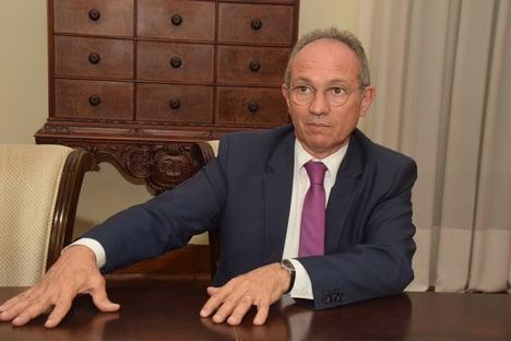 """Entrevista: """"O tempo está a nosso favor"""", diz Hartung, sobre construção de 3ª via para 2022"""