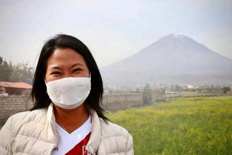 Lava Jato no Peru pede que Keiko Fujimori volte à prisão