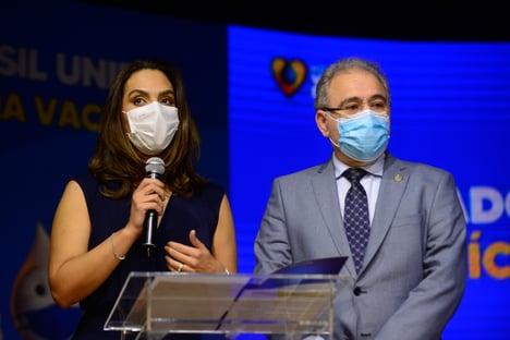 Queiroga inclui em comitê para vacina da AstraZeneca cargo que ainda está vazio