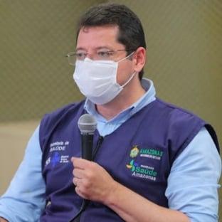Alvo de operação da PF, secretário de Saúde do Amazonas pede demissão