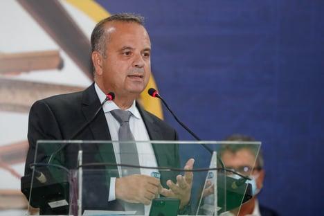 Rogério Marinho em campanha