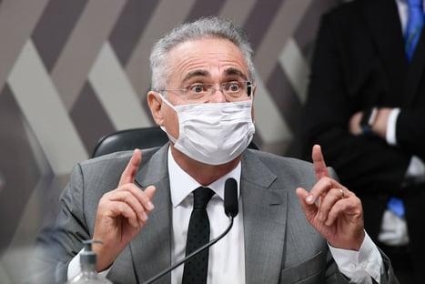 PF indicia Renan Calheiros por propina de R$ 1 milhão da Odebrecht   O  Antagonista