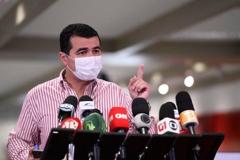 Miranda diz que divulgação de áudio de Bolsonaro, se existir, é altamente desnecessária