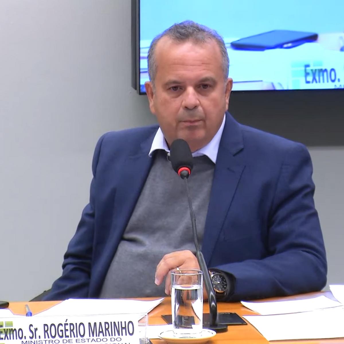 Rogério Marinho diz que reunião que teve filho 04 foi solicitada pelo  gabinete de Bolsonaro | O Antagonista