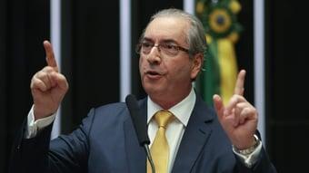 IMAGEM: Juiz envia para Justiça Eleitoral investigação contra Eduardo Cunha por corrupção em Natal