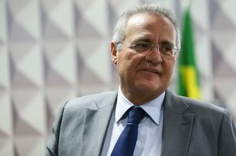 IMAGEM: Fachin homologa acordo da PGR com 'homem da mala' de Renan