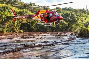 IMAGEM: Mais um corpo encontrado em Brumadinho