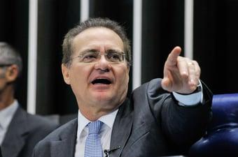 IMAGEM: Renan e petistas entre os que votaram contra a MP Antifraude