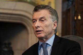 IMAGEM: Fernández acusa Macri de enviar armas à Bolívia; denúncia é falsa, diz ex-presidente