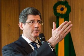 IMAGEM: Joaquim Levy assume diretoria no Banco Safra