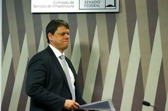 IMAGEM: Dias antes de corte, ministro reclamou com Bolsonaro de falta de recursos