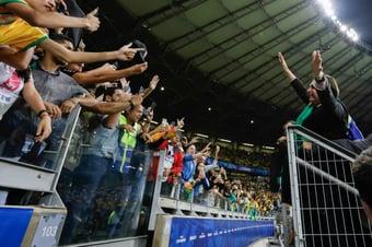 IMAGEM: Sem Messi