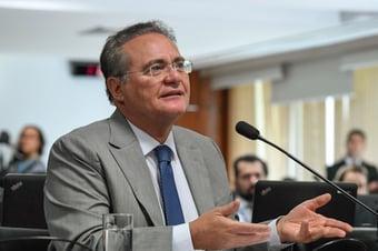 IMAGEM: PGR pede que inquérito sobre Renan vá para Justiça Eleitoral