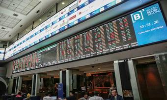 IMAGEM: Banco Central americano injetará diariamente US$ 150 bi nos mercados financeiros