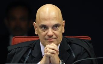 IMAGEM: Alexandre de Moraes será relator de ação de Bolsonaro contra CPI