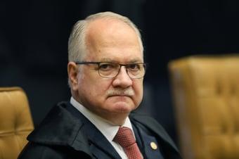 IMAGEM: Fachin acelera trâmite de habeas corpus em favor de bolsonaristas