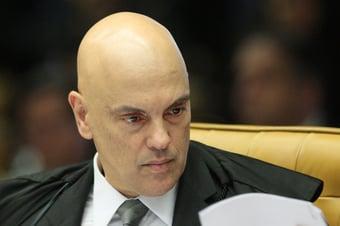 IMAGEM: Governo leva 2 semanas para cumprir determinação de Alexandre de Moraes