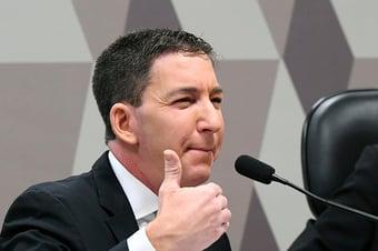 IMAGEM: 'Não se pode imunizar alguém', diz ministro do STF sobre Greenwald