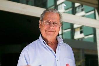 IMAGEM: A nova parceria de José Dirceu e João Paulo Cunha