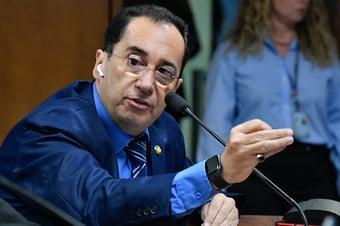 """IMAGEM: """"Davi me disse que precisamos mostrar que o Bolsonaro não manda no Senado"""""""