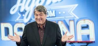 IMAGEM: Datena anuncia saída da TV para disputar eleições em 2022