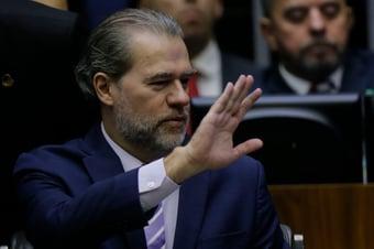 IMAGEM: Toffoli rejeita pedido para afastar novamente deputados da Alerj