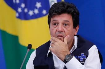 IMAGEM: Governo do Rio livrou Iabas de punição após reunião com Mandetta, diz empresário