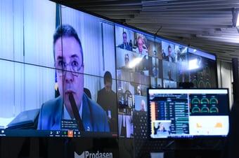 IMAGEM: PSD se tornará segunda maior bancada do Senado