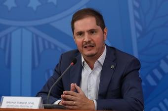 IMAGEM: Onyx confirma Bruno Bianco como número dois do Ministério do Trabalho