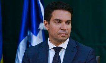 IMAGEM: Ramagem depõe por três horas à PF sobre live de Bolsonaro
