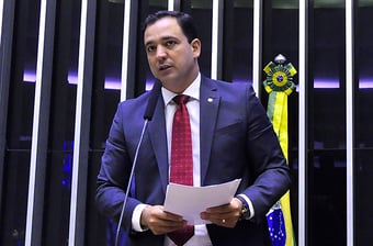 """IMAGEM: Coordenador da bancada de Minas Gerais volta a defender criação do TRF-6: """"Esse projeto salva vidas"""""""