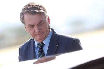 IMAGEM: Para Ajufe, post de Bolsonaro é ameaça ao ministro Celso de Mello