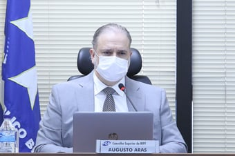 IMAGEM: Aras endossa arquivamento de investigações sobre André Esteves