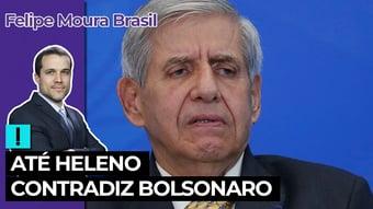 IMAGEM: Vídeo: Até Heleno contradiz Bolsonaro