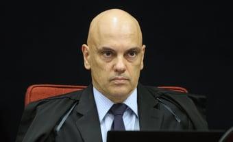 IMAGEM: Urgente: Moraes abre inquérito contra Bolsonaro por quebra de sigilo