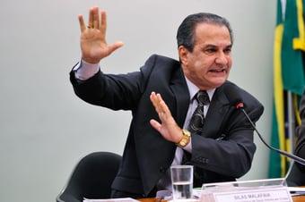 """IMAGEM: """"O presidente quer justificar o injustificável"""", diz Malafaia sobre indicação de Kassio"""