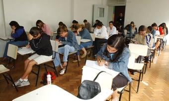 IMAGEM: RJ: aulas voltam a ser 100% presenciais em escolas estaduais a partir de segunda