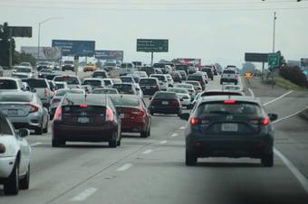 IMAGEM: Concorrente do Uber suspende operação na Califórnia