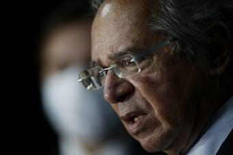 IMAGEM: 'Ele é o presidente e é quem decide', diz Guedes, após ser desautorizado por Bolsonaro