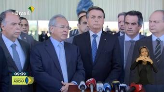 IMAGEM: Governo tenta criar clima para Congresso receber PEC da desoneração e CPMF