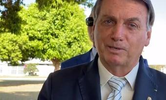 IMAGEM: Bolsonaro está em 'excelentes condições clínicas', diz boletim médico
