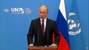 IMAGEM: Rússia anuncia retirada de tropas da fronteira com a Ucrânia