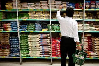 IMAGEM: Governo cria rede de bancos de alimentos