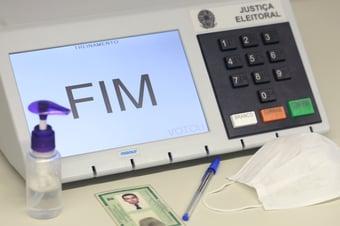 IMAGEM: Inquérito da PF não verificou fraude no sistema eleitoral em 2018