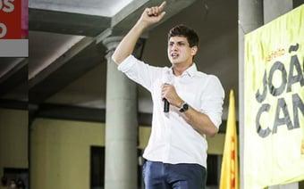 IMAGEM: João Campos defende candidatura do PSB em 2022, com legado do pai